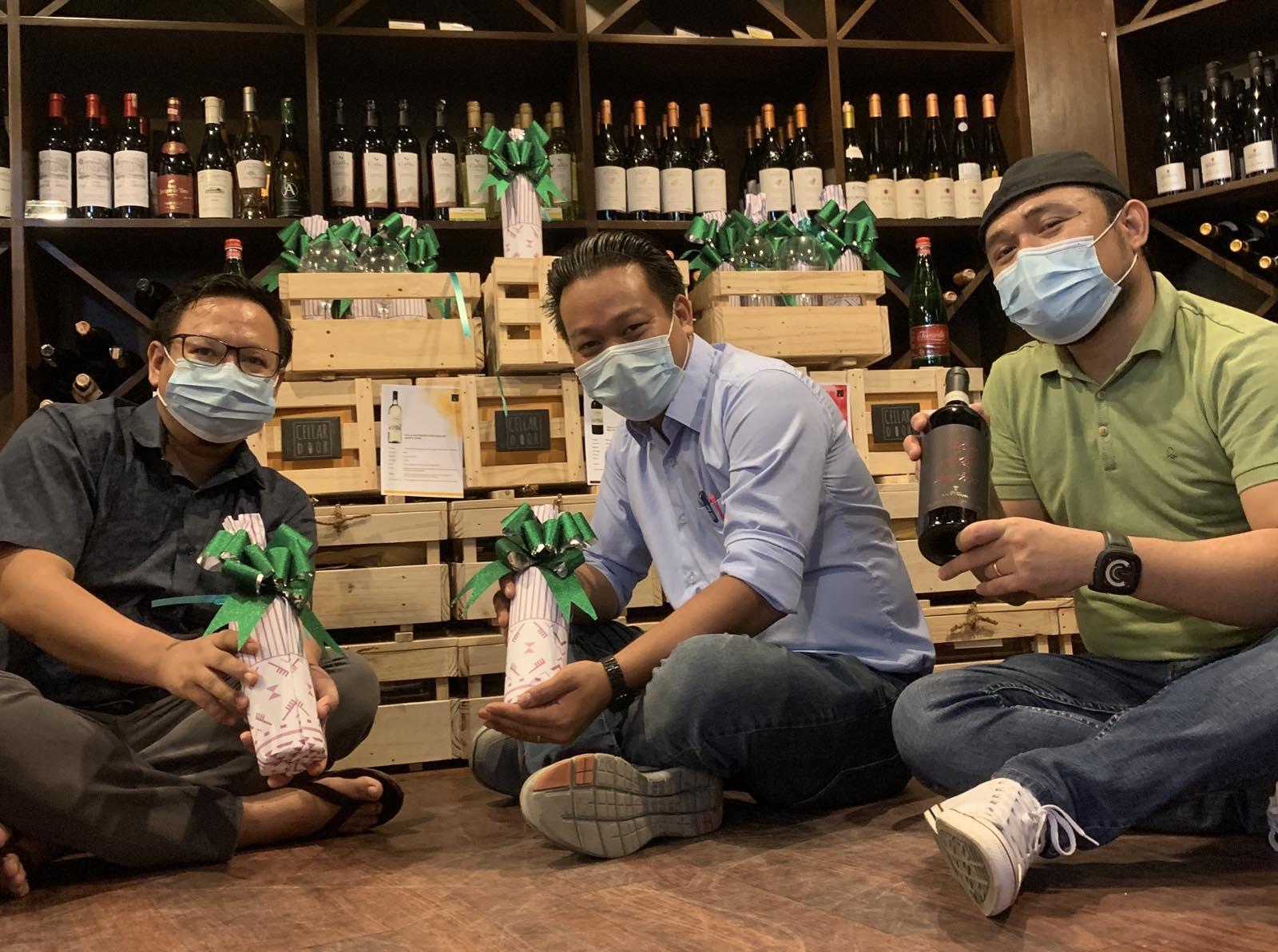 Cellar Door Wine Distributor