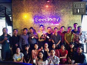 Beerlogy Training - Cellar Door Wine Distributor in Myanmar